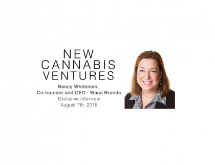 wana brands – New Cannabis Ventures