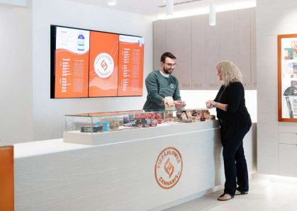 photo of Fire & Flower Receives Two Additional Cannabis Retail Store Licences in Alberta image