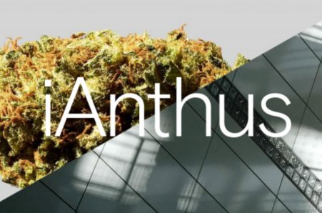 iAnthus Announces Default of Interest Obligations to Debenture Holders on March 31, 2020