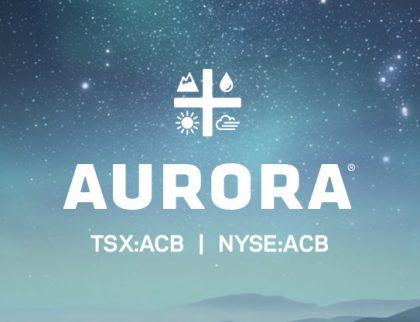 aurora cannabis купить акции