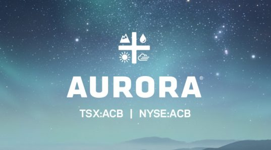 Aurora Cannabis Raises $125 Million at $10.50