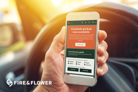 Fire & Flower Deploys Curbside Pickup in Saskatchewan and Demonstrates Model for Safe Customer Service