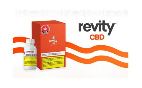Fire & Flower Launches Revity CBD Private Label Wellness Brand