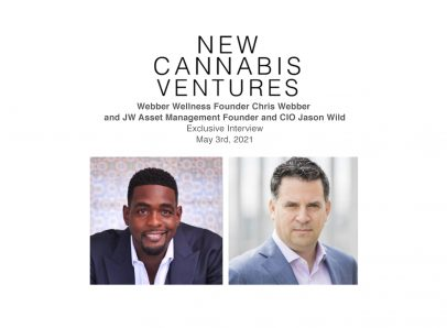 An Inside Look at the $100 Million Cannabis Impact Fund Backed by NBA Star Chris Webber and Jason Wild