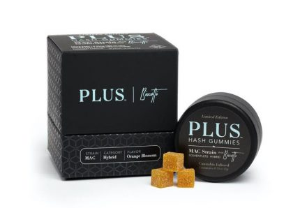 Plus Products Announces Return of Limited-Edition Hash-Based Gummies
