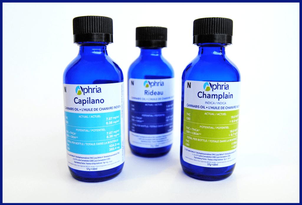 Aphria Cannabis Oil