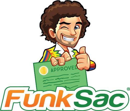 FunkSac Logo (PRNewsFoto/FunkSac)