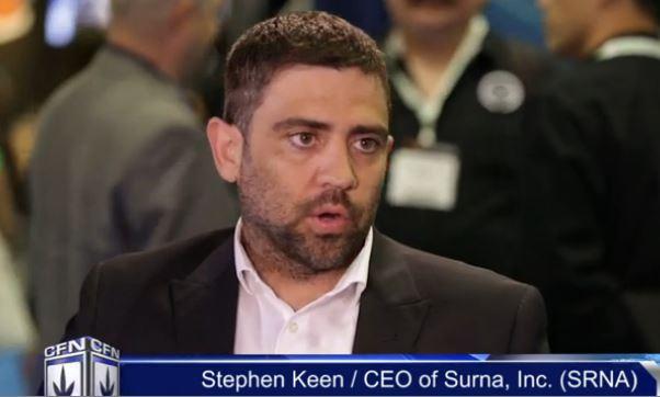 Stephen Keen Surna