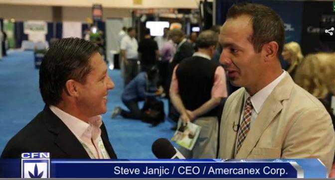 Steve Janjic Amercanex CEO