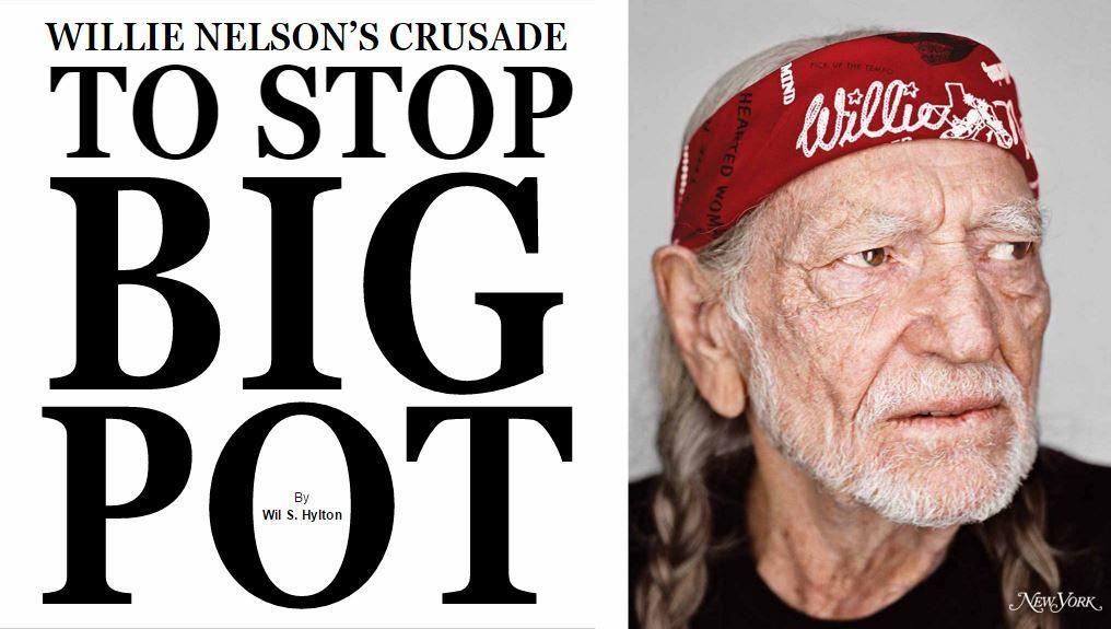 Willie Nelson NY Mag