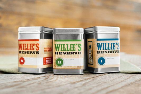 Willies Reserve Sativa Hybrid Indica