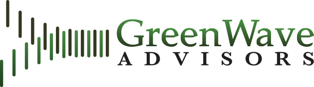 green wave advisors logo